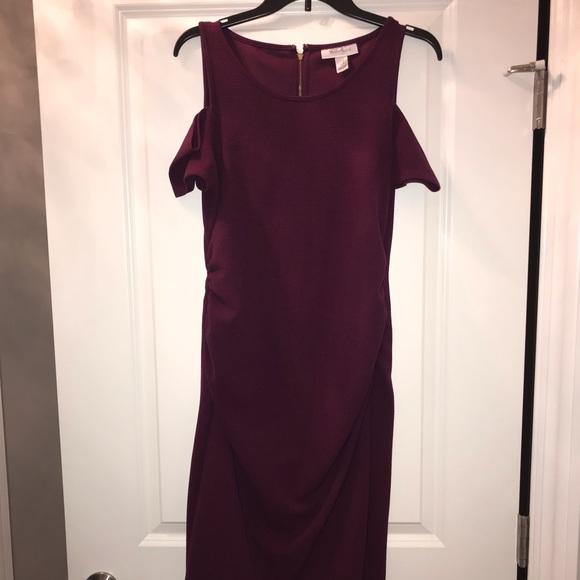 Motherhood Maternity Dresses & Skirts - Formal Maternity Dress
